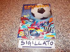 ALBUM CALCIATORI PANINI 1990-91 1991 SIGILLATO VUOTO+SET FIGURINE COMPLETO NUOVO