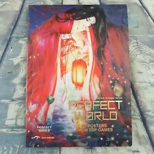 Perfect World Best Posters From Top Games Wu Wenpeng Yang Liang Art Book