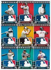 2010 Topps Logoman HTA Baseball Card Set  (50 Cards)