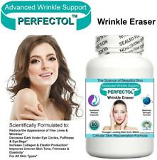 ANTI AGING PILLS TABLETS ANTI WRINKLE BLEMISH SKIN REMOVE AGE SPOTS FINE LINES