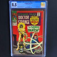 Strange Tales #158 (1967) 💥 CGC 8.5 💥 1st Living Tribunal! Marvel Silver Age