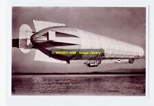 rp4412 - Zeppelin in flight c1908 - photograph 6x4