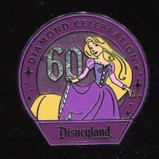 DLR 60th Diamond Celebration Girls Mystery Rapunzel Disney Pin 109281