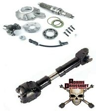 Jeep 231 Extreme Short Slip Yoke Eliminator SYE Kit & 1310 CV YJ TeraFlex