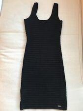 Pepe Jeans Black Tube Dress / Kleid Sz S