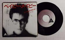 SHEENA & THE ROKKETS Channel Good/ Hot Line 45 Alfa Rec. ALR-705 Japan 1980 VG++