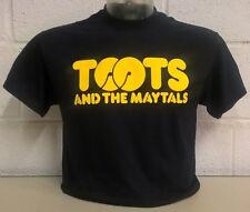 Toots Y Los Maytals 'Negro' T-Shirt