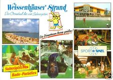 AK, Weissenhäuser Strand, Sport + Spiel Center, sechs Abb., gestaltet, um 1996