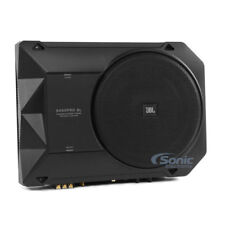 "JBL 250W 8"" Powered Under-Seat Compact Subwoofer Enclosure System 