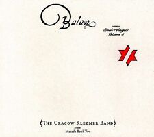Balan: Book of Angels, Vol. 5 [Digipak] by The Cracow Klezmer Band (CD,...