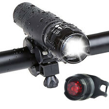 LED Bike Light Set Headl and Tail light 3 Modes Front and Rear Bicycle Lights