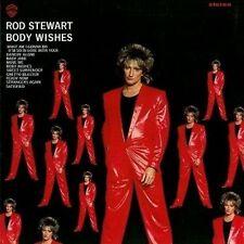 ROD STEWART Body Wishes Vinyl Record LP German Warner Bros. 92-3877-1 1983 EX
