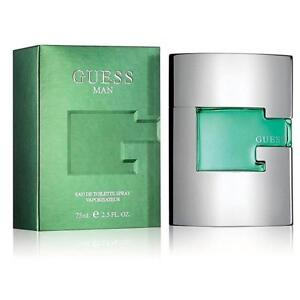Guess Man Edt Eau de Toilette Spray 75ml 2.5fl.oz