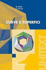 Curve E Superfici (unitext / La Matematica Per Il 3+2) (italian Edition): By ...