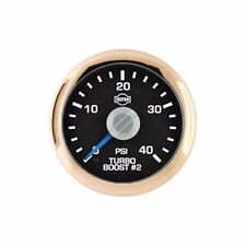 FITS FORD DODGE CHEVY AND MORE ISSPRO 77 EV2 TURBO BOOST GAUGE..