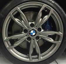 """BMW F20 F21 F22 F23 1 & 2 Series OEM 436 18"""" M Double Spoke Wheels Orbit Grey"""