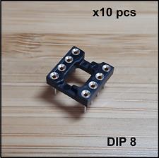 10x Support DIP 8 pins