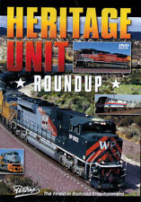 Heritage Unit Roundup DVD Pentrex UP SD70ACe locomotives NS BNSF Needles Cajon