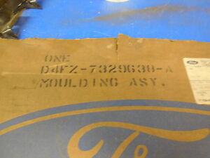 NOS 1974 - 1980 FORD PINTO STATION WAGON REAR QUARTER WINDOW TRIM MOLDING NEW
