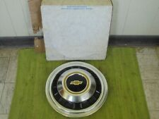 "NOS 76-91 Chevy Motorhome RV Truck 16"" HUBCAP C20 C30 3/4 1 Ton Wheel Cover"