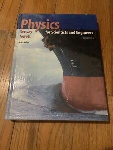Physics for Scientists and Engineers, Volume 1 (Chapters 1-22 with PhysicsNow…