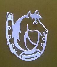 LUCKY HORSESHOE DICE CLOVER  SHAPE LASER CUT MDF SHAPE  Craft Arts Decoration