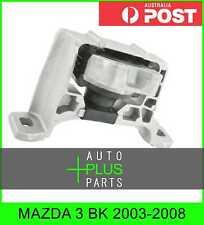 Fits MAZDA 3 BK 2003-2008 - Right Engine Mount (Hydro)