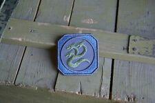 Warhammer 40K Alpha Legion Dragon Embroidered patch
