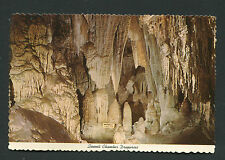 DRAPERIES IN QUEEN'S CHAMBER, CARLSBAD CAVERNS NATIONAL PARK * VAR. 2 *
