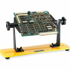 """QuadHands Flip Circuit Board Holder - 360 Degrees Rotation - PCB up to 12"""" wide"""
