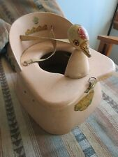 Vintage Doo-Tee Infant Trainer & Training Chair by Carlson, 1930's - Ducks