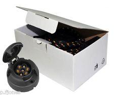Gancho de remolque Electrics para Opel Vectra (C) Todos los modelos 2003-2009 7 Pin Kit de cableado