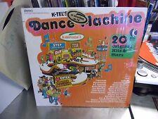 Dance Machine 20 Original Hits LP VG+ [James Brown Trammps KC & Sunshine Band]