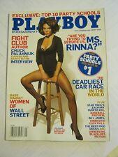 May 2009 Playboy Magazine - Women Of Wall Street (004-1)