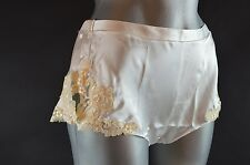 LA PERLA Maison Full cut panties/French Knicker/Culotte SILK Size 40/Sz. 3