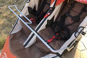 CS0702 BOB Stroller Adapter Main Belly Bar Hardware 2005-2010 Duallie Strollers