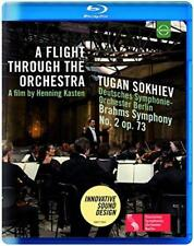 A Flight Through The Orchestra - Tugan Sokhiev (NEW BLU-RAY)