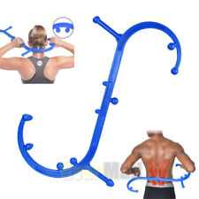 Self Massage S-Shaped Hook Deep Therapy Body Back Buddy Original Trigger Point