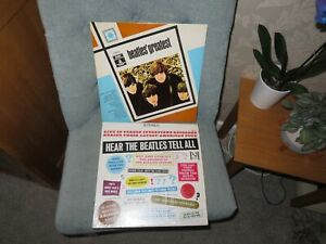 The  BEATLES .. GREATEST HITS + TELL ALL.. ALBUMS BOTH  EX CONDITION