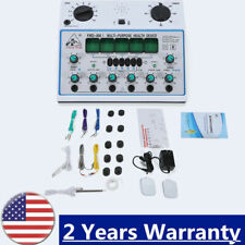 KWD808-I Electric Acupuncture Stimulator Machine Output Patch Massager Care NEW