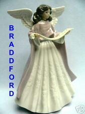 Lladro 5831 Angel in Pink Dress * Mint*
