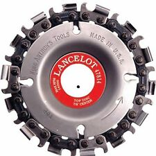 NEW KATOOLS LANCELOT SAW CHAIN DISCFOR RAPID WOOD REMOVAL CUTTING CARVING #45814