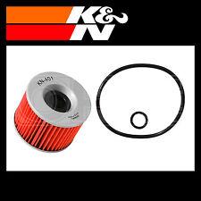 K&N Oil Filter KN-401 - Fits Honda, Kawasaki, Yamaha from 1969 Onwards