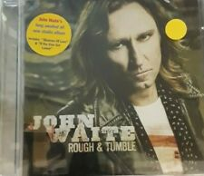 JOHN WAITE- ROUGH & TUMBLE *CD BRAND NEW STILL SEALED NUOVO SIGILLATO RARE ROCK