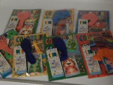 Childrens Pre Filled Party Parcels/Bags Birthday Wedding Favors puppet/colouring