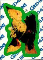 1984 Topps Gremlins Movie Sticker Card #4 Stripe