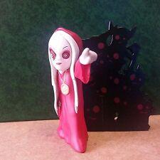 "Living Dead Dolls 2"" Figurine, Series 2, Walpurgis (red)"