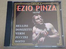 EZIO PINZA <  Recital  > NM (CD)