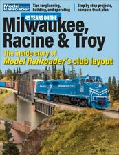 6099 Model Railroader Magazine 1000th Monthly Issue April 2017
