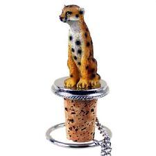 Cheetah ~ Wine Stopper